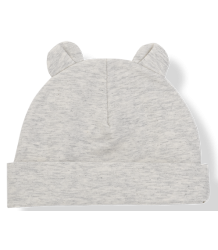 1+ in the Family LEO Beanie w/Ears 1  in the Family LEO Bonnet Natural