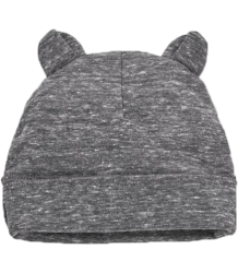 1+ in the Family LEO Bonnet w/Ears 1  in the Family Leo Bonnet anthracite