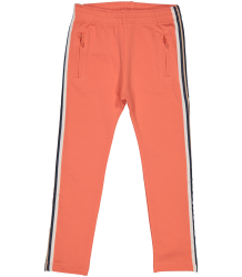 Kidscase Cody Organic Slim Pants Kidscase Cody Organic Slim Pants orange/pink