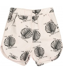 Beau LOves Cotton SOS shorts OYSTERS Beau LOves Cotton SOS shorts OYSTERS