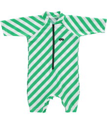Beau LOves Baby Swim Romper LS STRIPES Beau LOves Baby Swim Romper LS STRIPES