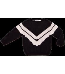 Noé & Zoë Varsity Sweater Noe & Zoe Varsity Sweater ecru