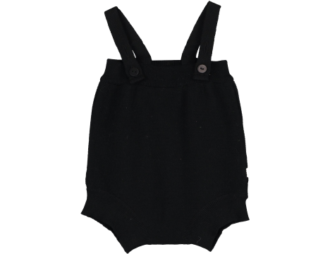 Mini Sibling Knit Body w/Suspenders