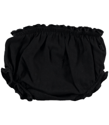 Mini Sibling Baby Cotton Bloomers Mini Sibling Baby Cotton Bloomers black