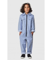 Gosoaky FOUR FLIES Unisex Coverall Gosoaky FOUR FLIES Unisex Coverall denim