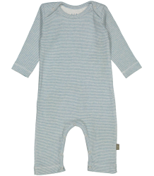 Kidscase Honey Organic NB Suit Kidscase Honey Organic NB Suit light blue