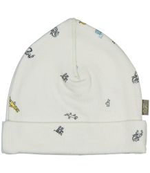 Kidscase Cherry Organic NB Hat Kidscase Cherry Organic NB Hat light blue