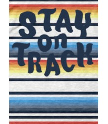 The Future is Ours Stay on Track Tee The Future is Ours Stay on Track Tee