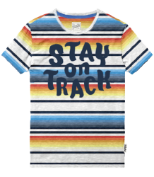 Stay on Track Tee The Future is Ours Stay on Track Tee