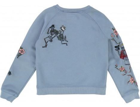 Zadig & Voltaire Kids Sweatshirt URBAN CIRCUS
