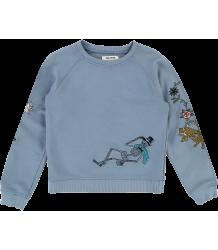 Zadig & Voltaire Kids Sweatshirt URBAN CIRCUS Zadig & Voltaire Kids Sweatshirt URBAN CIRCUS