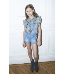 Zadig & Voltaire Kids Blouse Shirt URBAN CIRCUS Zadig & Voltaire Kids Blouse Shirt URBAN CIRCUS