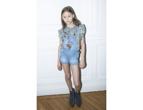 Zadig & Voltaire Kids Blouse Shirt URBAN CIRCUS
