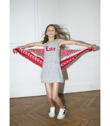 Zadig & Voltaire Kids Singlet Dress LOVE Zadig & Voltaire Kids Dress Pims BLIKSEM