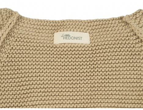 Little Hedonist BOET Knitted Sweater