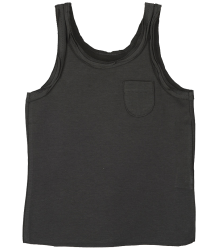 Little Hedonist LILY Tanktop Little Hedonist LILY Tanktop pirate black