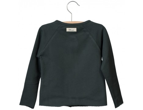 Little Hedonist MECX Sweat Cardigan