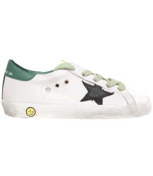 Golden Goose Superstar ICE + BLACK STAR Golden Goose Superstar ICE LEATHER   BLACK STAR