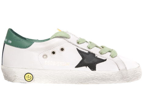 Golden Goose Superstar ICE + BLACK STAR