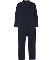 Finger in the Nose Brook Worker Jumpsuit Finger in the Nose Brook Worker Jumpsuit Navy