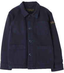 Finger in the Nose Warren Worker Jacket Finger in the Nose Warren Worker Jacket navy
