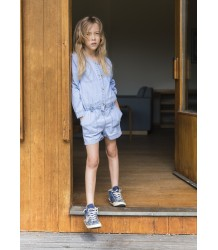 Finger in the Nose Roslyn Woven Short Overall Finger in the Nose Roslyn Woven Short Overall