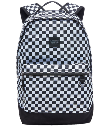 VANS Tiburon Laptop Backpack VANS Tiburon Laptop Backpack black and white check
