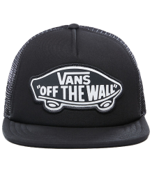 VANS Beach Girl Trucker Hat VANS Beach Girl Trucker Hat black