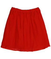 Soft Gallery Mandy Pleaded Skirt Soft Gallery Mandy Pleaded Skirt flame red