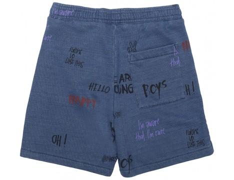 Soft Gallery Alisdair Shorts Denim SHOUTOUT