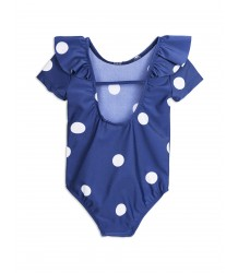 Mini Rodini SS Swimsuit DOT