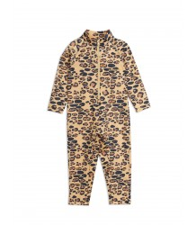 Mini Rodini LEOPARD UV Long Leg Suit Mini Rodini LEOPARD UV Long Leg Suit