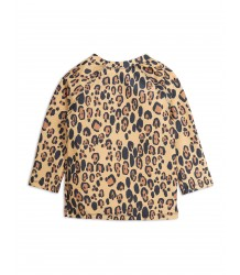 Mini Rodini LEOPARD UV Top