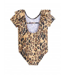 Mini Rodini LEOPARD SS Swimsuit