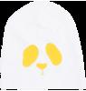 Mini Rodini PANDA Reversible Beanie