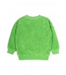 Mini Rodini CUCUMBER SP Terry Sweatshirt