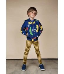 Mini Rodini VEGGIE Baseball Jacket