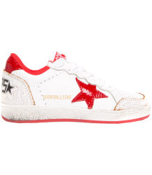 Golden Goose Sneakers BALLSTAR Golden Goose Sneakers BALLSTAR red