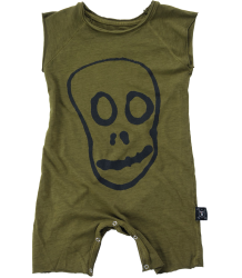 Nununu Sleeveless Playsuit SKULL MASK Nununu Sleeveless Playsuit SKULL MASK