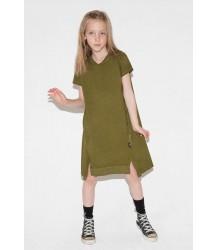 Nununu Dyed A Dress Nununu Dyed A Dress green