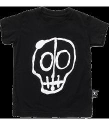 Nununu T-shirt SKULL MASK Nununu T-shirt SKULL MASK black