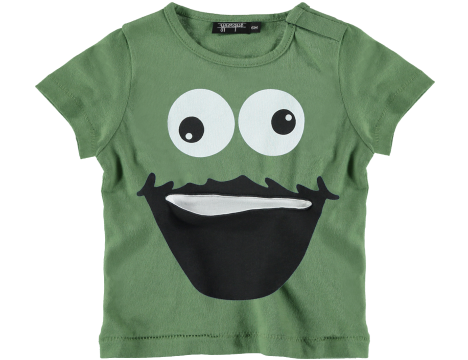 Yporqué MONSTER Baby Tee