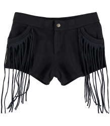 Yporqué FRINGED Mini Jeans Yporque FRINGED Mini Jeans
