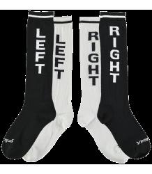 Yporqué Right & Left Socks (pack of 2) Yporque Right & Left Socks pack-2