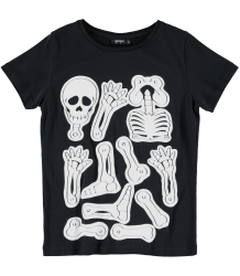 Yporqué SKELLETON Tee (glow in the dark) Yporqu? SKELLETON Tee (glow in the dark)