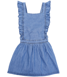 Emile et Ida CHAMBRAY Dress Emile et Ida CHAMBRAY Dress