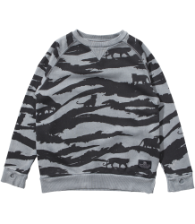 Munster Kids TIGER CAMO Sweatshirt Munster Kids TIGER CAMO Sweatshirt