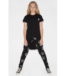 Nununu SKULL MASK Leggings Nununu SKULL MASK Leggings black