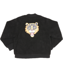 Popupshop Minnesota Fleece Bomber TIGER Popupshop Minnesota Reversibel Fleece Bomber TIGER