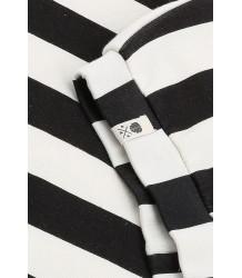 Popupshop Baggy Leggings Popupshop Baggy Leggings black offwhite stripe